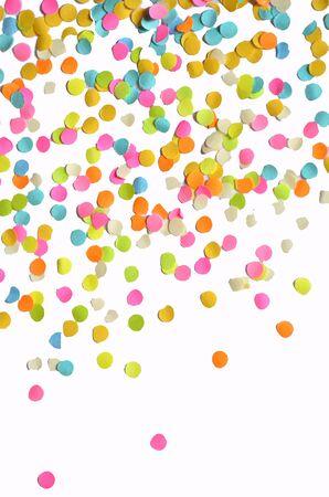 multi color: Multi color glitter effect background Stock Photo