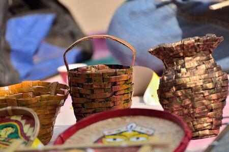 jug: Handcrafted jug and pots