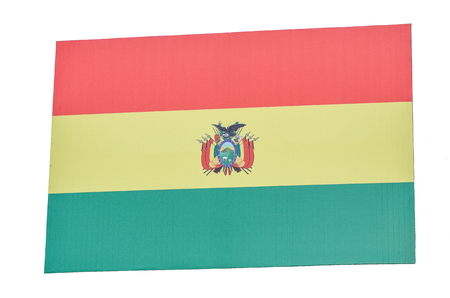 diplomacy: Portugal Flag in white background