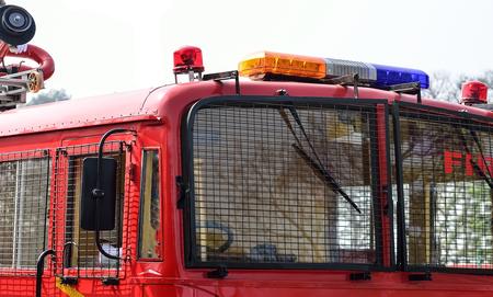 rescue west: Fire Brigade in white background.