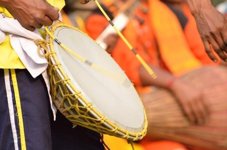 folk culture: Traditional West Bengal folk culture.