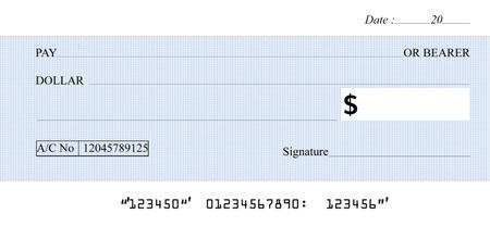 cheque en blanco: CHEQUE EN BLANCO