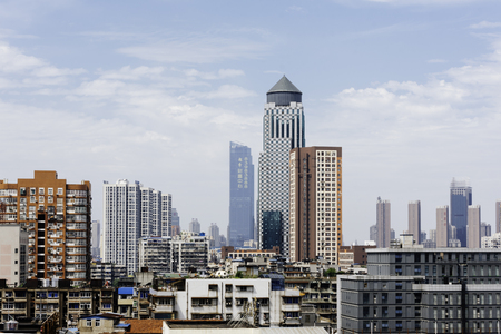 Wuhan Hankou City Scenery