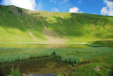 Carpatian landscapes photo