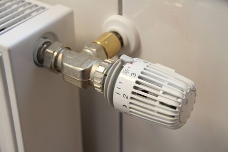 Heating with thermostat