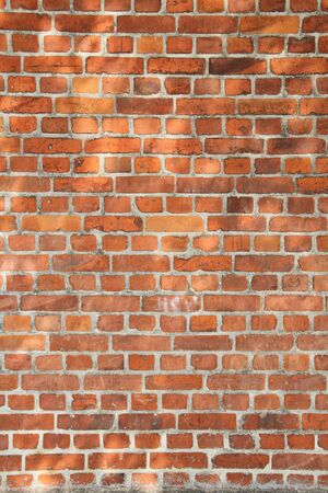 Stone wall made of bricks