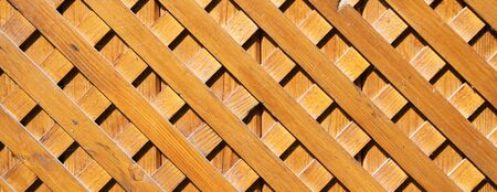 Wooden background with a pattern