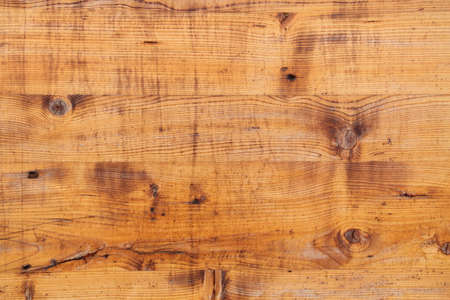 a wooden board as a spatial background Stockfoto