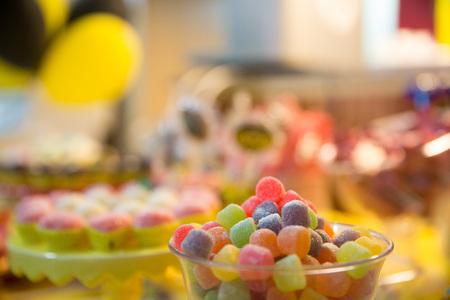 Party candy Фото со стока