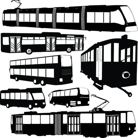 urban transportation collection