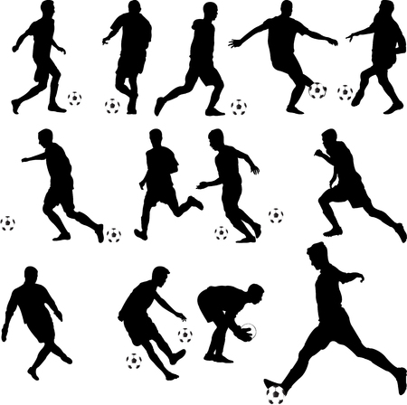 Soccer player collection
