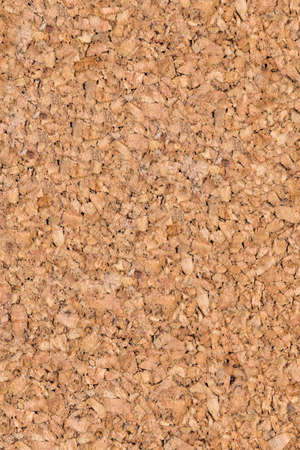 A cork background showing details and texture