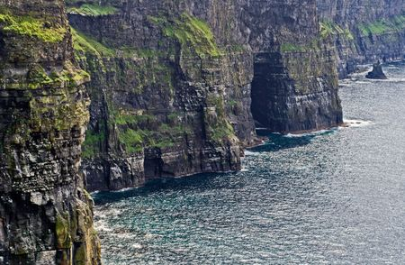 moher: The Cliffs of Moher in Ireland