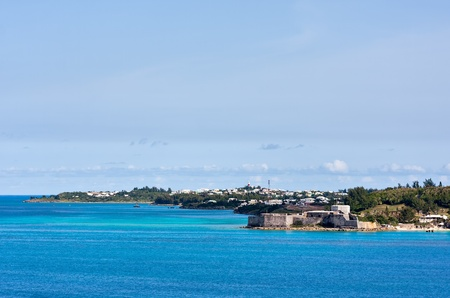 st: Fort St  Catherine in St  George