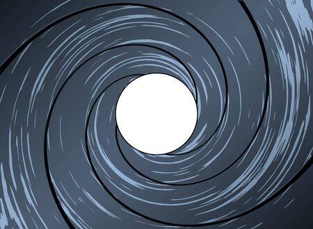 luger: background twirl