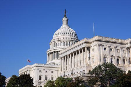US Capitol, Washington DC Stock Photo - 3397317