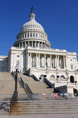 US Capitol, Washington DC Stock Photo - 3770612