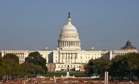 US Capitol, Washington DC Stock Photo - 4138513