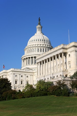 US Capitol Stock Photo - 4182854