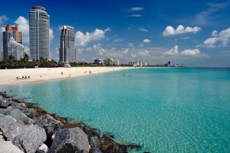 サウス ビーチ マイアミ、フロリダ州