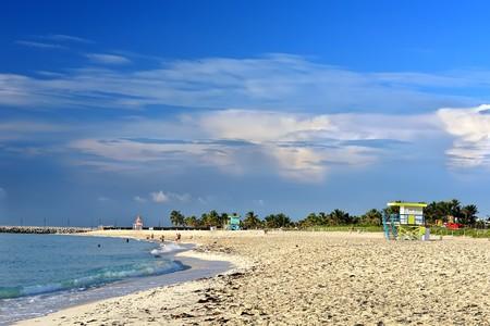 South Beach Miami, Florida Stock Photo - 4332233