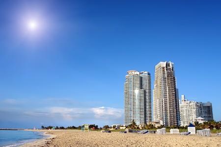 South Beach Miami, Florida photo