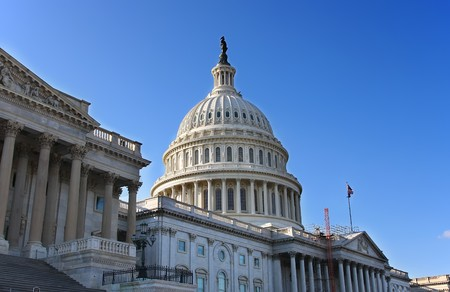 dc: US Capitol, Washington DC