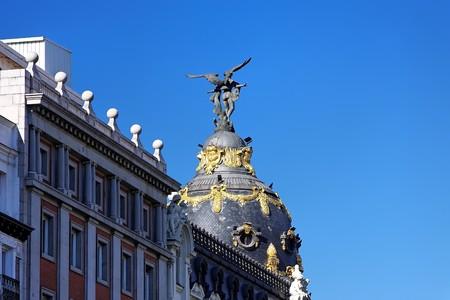 entity: Metropolis Building, Madrid, Spain