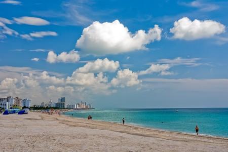 South Beach Miami, Florida Stock Photo - 4550543