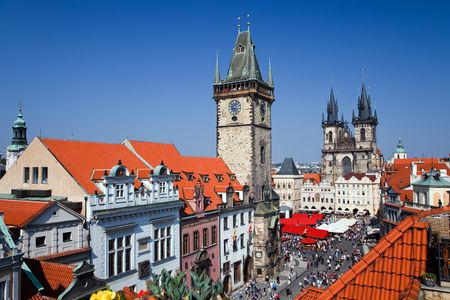 stary: Old Town Square, Prague