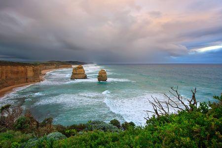 Doce ap�stoles, Great Ocean Road, VIC, Australia