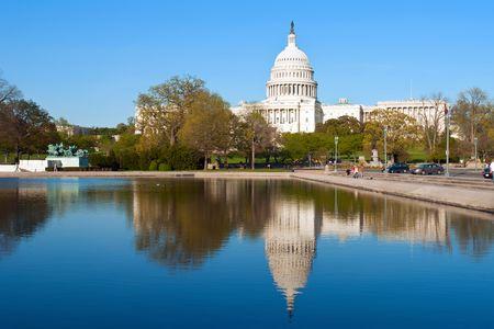 US Capitol, Washington DC photo
