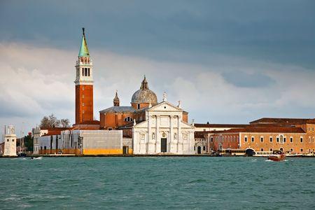 San Giorgio Maggiore, Venice Stock Photo - 6818276