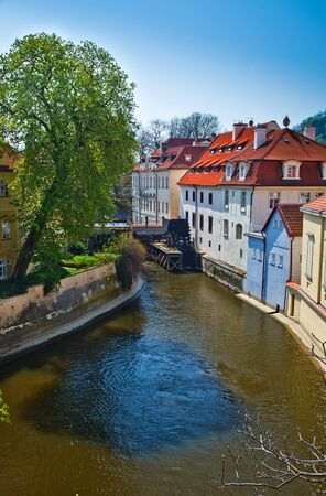 watermill: Watermill in Prague