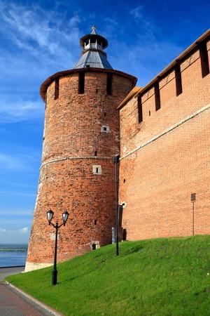 Tainitzkaya tower of Nizhny Novgorod Kremlin, Russia Stock Photo - 7315277