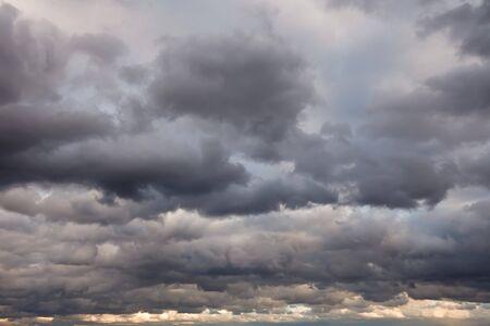 Stormy sky Stock Photo - 7417165