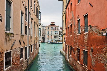 Canal in Venice Stock Photo - 7459387