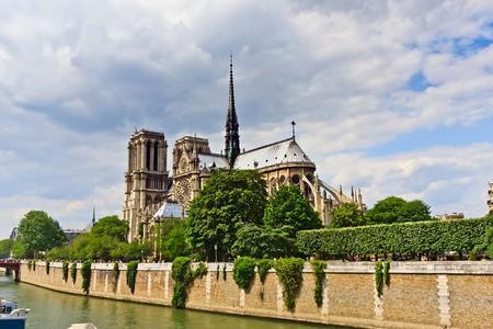 Notre Dame de Paris Stock Photo - 7605972
