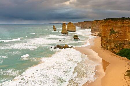 Twelve Apostles, Great Ocean Road Stock Photo - 7671603