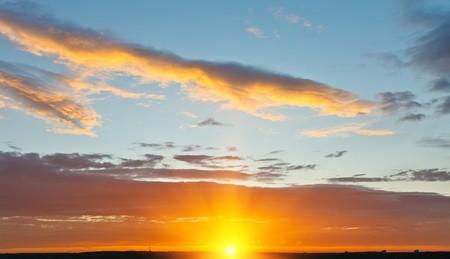 Dramatic sky Stock Photo - 7671602