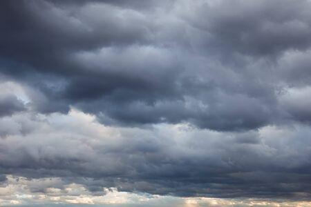 Stormy sky Stock Photo - 7671605