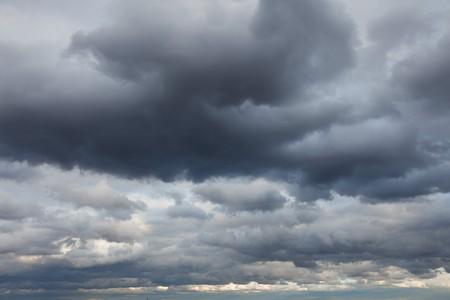 Stormy sky Stock Photo - 7908661