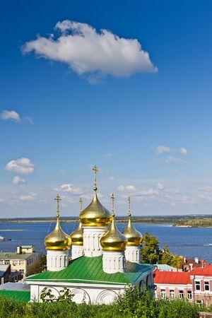 reverential: Giovanni Battista Chiesa, Nizhny Novgorod, Russia Archivio Fotografico