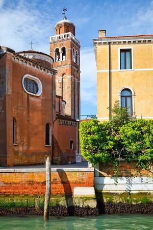 Church in Venice Stock Photo - 8239841