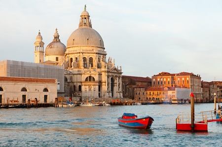 italy culture: Morning in Venice
