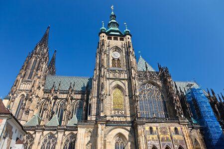 vitus: St. Vitus Cathedral, Prague
