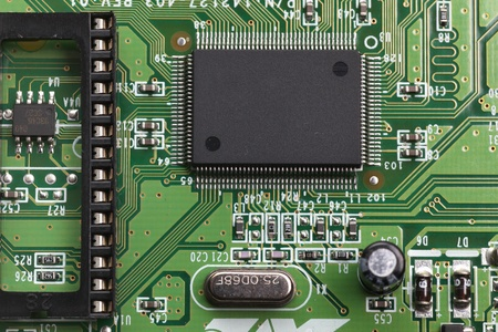 advanced computing: Elements of computer motherboard