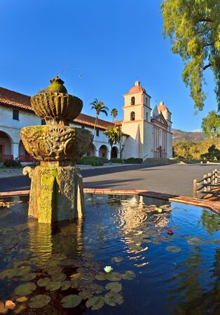 mision: Misión de Santa Bárbara, California (EEUU)