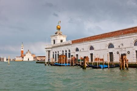 Rainy day in Venice Stock Photo - 8762017