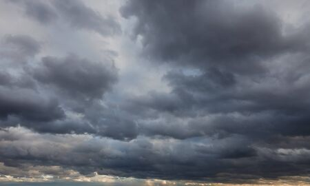 Natural backgrounds: stormy sky Stock Photo - 8762072